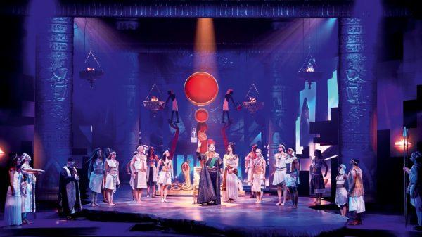 Prinsen af Egypten | Fredericia Teater